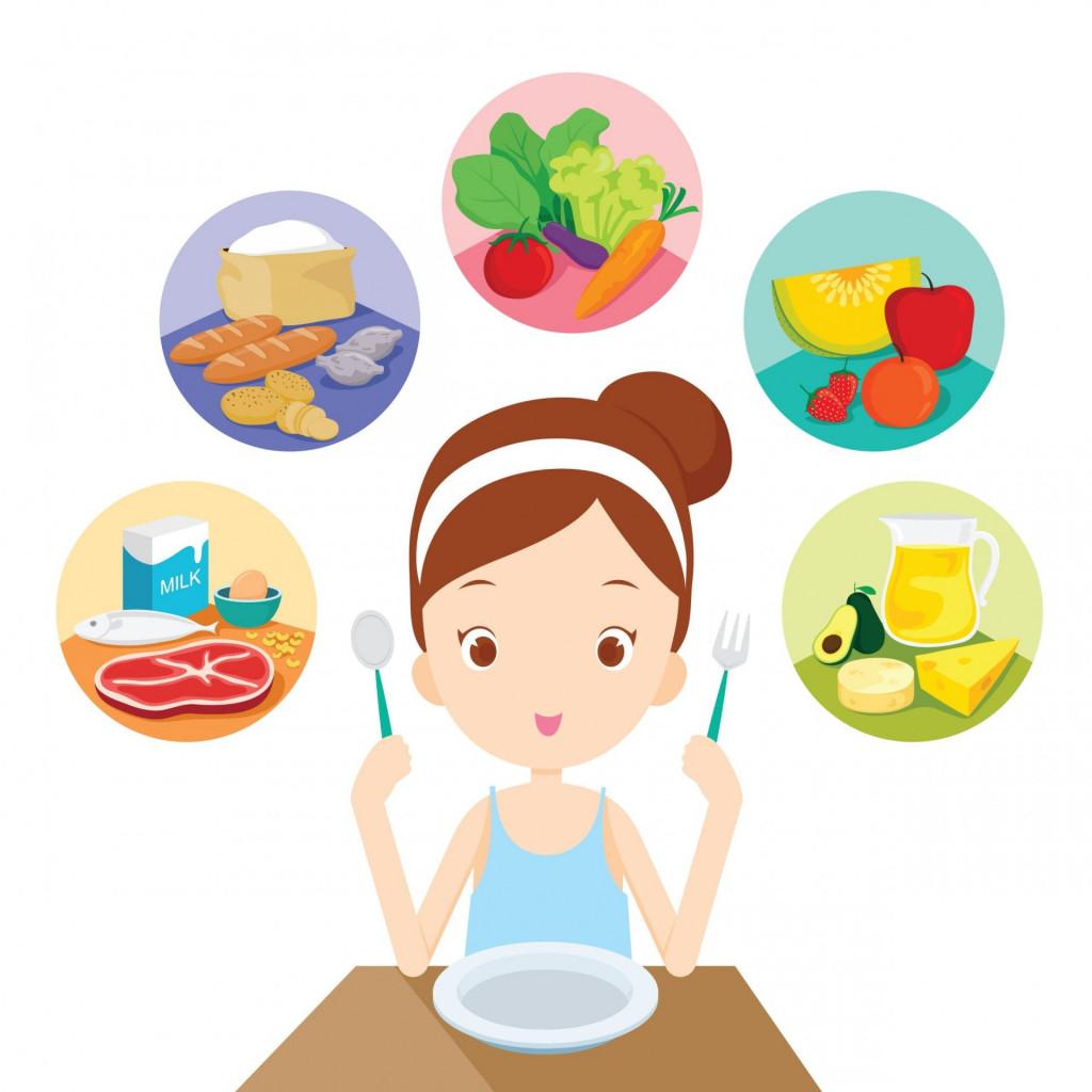 5. ay gebelikte beslenme