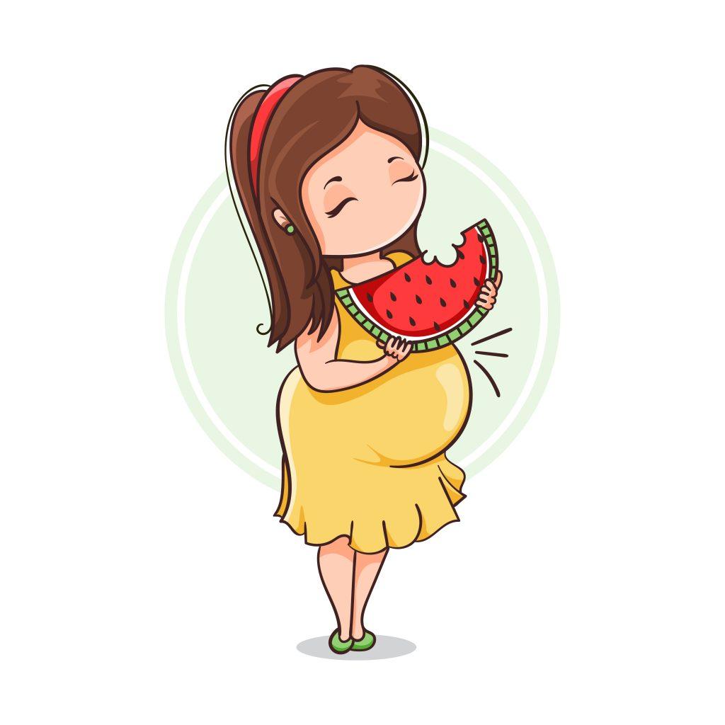 8. ay gebelikte beslenme