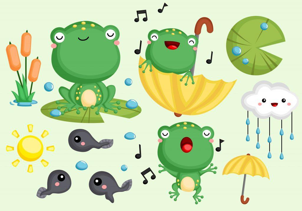 bebek şarkıları, en güzel bebek şarkıları, küçük kurbağa şarkısı ve sözleri