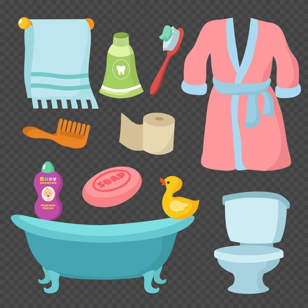 yenidoğan bebek banyosu gerekli malzemeler listesi