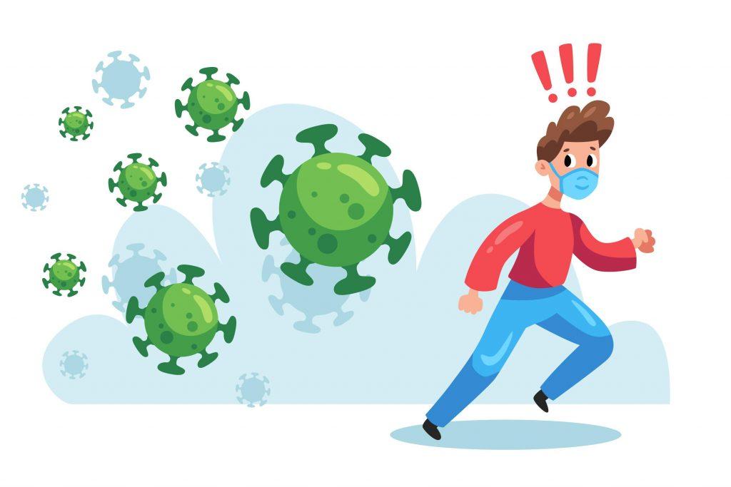 Coronavirüs'üm (Korona/Covid-19'um) Varsa Yeni Doğan Bebeğime Dokunabilir Ve Tutabilir Miyim?