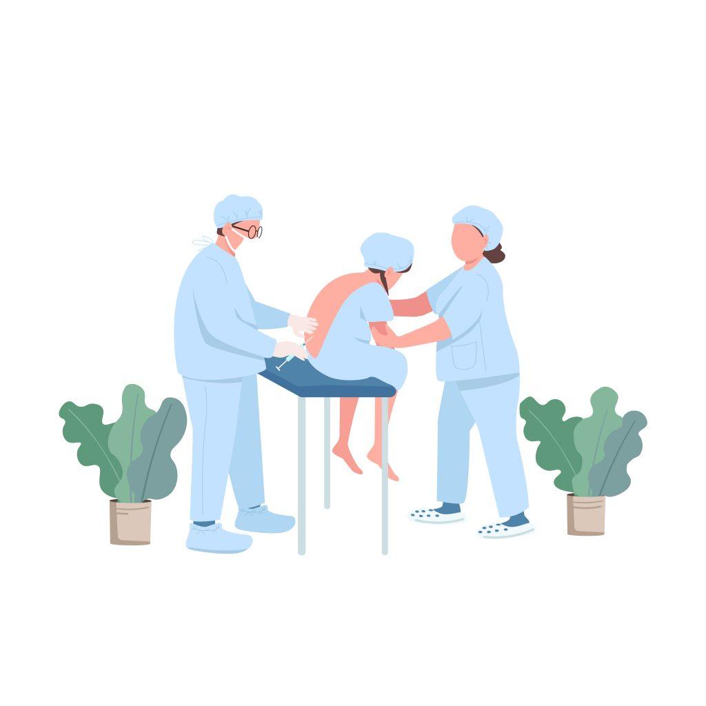 epidural normal doğum, epidural sezeryan doğum nasıl uygulanır,