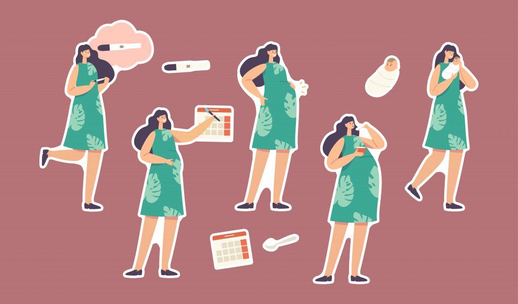 en erken yüzde yüz hamilelik, gebelik belirtileri, hamile olduğumu nasıl anlarım